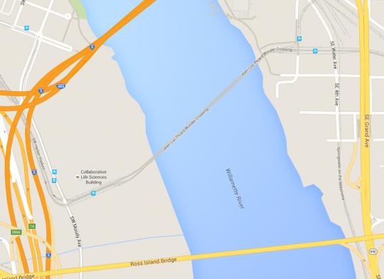 Google Maps Prank Renames Tilikum Crossing After Star Trek
