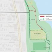 Three week Willamette Greenway Trail detour begins May 2nd
