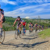 Racers treated to perfect conditions at annual Gorge Roubaix weekend