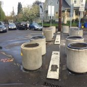 In defense of greenways, city bolsters traffic diversion in two north Portland locations