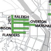 Troubled past, hopeful future for neighborhood greenways in northwest Portland