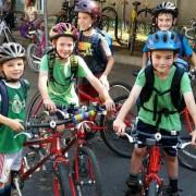 Islabikes donates 14 bikes to the Community Cycling Center