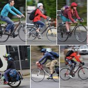 People on Bikes – NW Portland edition
