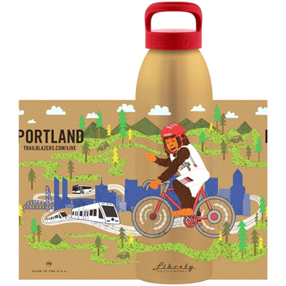Portland Blazers Tonight: Blazers Bike Night