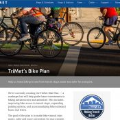 TriMet's draft Bike Plan will be unveiled next week