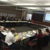 PBOT Vision Zero Task Force Meeting