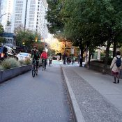 Vancouver BC doubles biking rates in four years, likely passing Portland