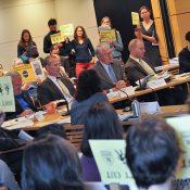 Highway amendment fails, Metro committee adopts spending plan