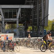 OHSU's Go By Bike Valet has doubled its users in three years