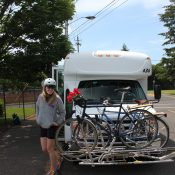 Gal by Bike: My ride on the new Columbia Gorge Express