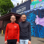 Chris DiStefano hired for new marketing and public affairs position at River City Bicycles