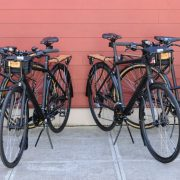 Stumptown Coffee employees can now check out a bike from the company fleet