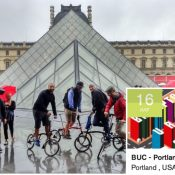 Announcing the Brompton Urban Challenge - coming to Portland July 16th