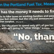 Five myths and a fact about the gas tax on Tuesday's ballot