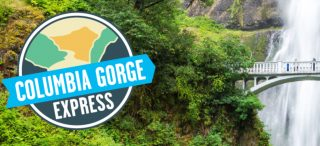 Another way to explore the Gorge without a car.