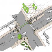 New plan would make East Portland's Gateway district the bike-friendliest in the city