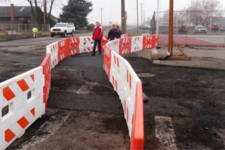 """A new type of """"channelization device"""" ODOT plans to use this summer.(Photo: State of Oregon)"""