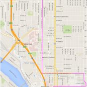 A glimpse at Portland's future — and better — bike network