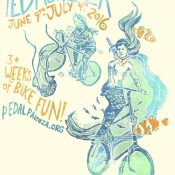 Pedalpalooza is nearly here! Get your rides listed by Sunday