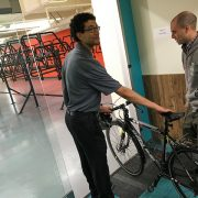 First look inside the new 600-space Lloyd Cycle Station