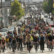 Hundreds turn out for Pedalpalooza Kickoff Ride (photos)
