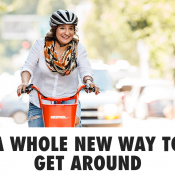 Portland's bike-sharing system just started selling memberships at $12 a month