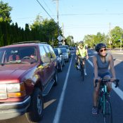 A ride into the future with east Portland's biking action committee