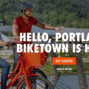 How many people signed up for Biketown on Day 1? Here's a rough idea