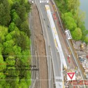 Further 'clean up work' will delay west-side Willamette River path opening
