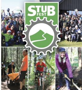 Take the family out to Stub Stewart for a big celebration and trail party.