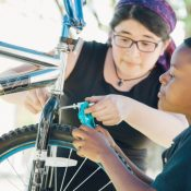 New Columbia's Bike Repair Hub wants your help to double its hours