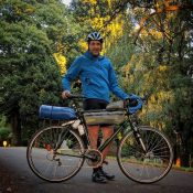 Portlander competing in self-supported bike race across Europe