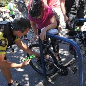 Bike Theft Task Force spreads awareness at Sunday Parkways