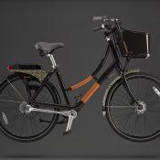Nike announces first Biketown branding campaign: Sneaker bikes