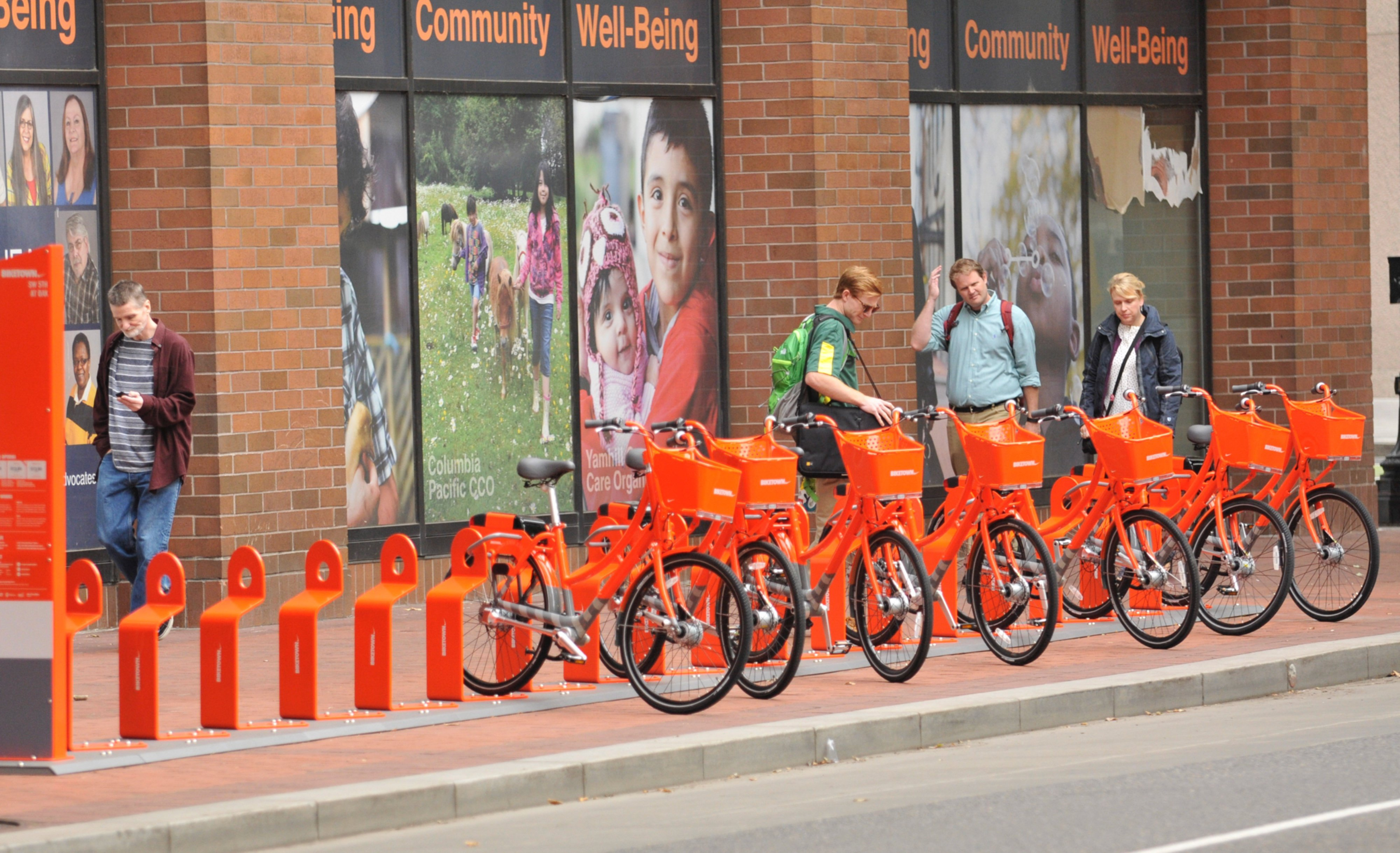 Its Bike Share Day In Portland Here Are A Few Things To Expect