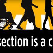 Sasquatch returns in state's new crosswalk safety video