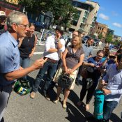Mayor Hales has advice for bike advocates: Get louder and get organized
