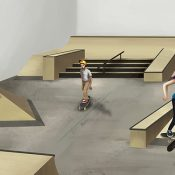 Campaign seeks funds for an indoor park for skating, BMX & other bikes