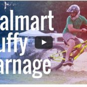 Weekly Video Roundup: strandbeest wheel, paracycling, Walmart bike, and more
