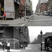 The Monday Roundup: NYC's lost sidewalk space, the Tour's intense history & more