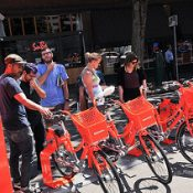 Busy in Biketown: Top 10 bike share stations and first month stats