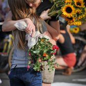 A life lost too soon: Photos and thoughts from the Fallon Smart memorial ride