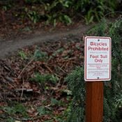 With Forest Park on the table, Portland's off-road cycling debate is heating up