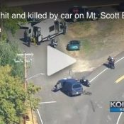 Fatal bicycle collision at SE 112th and Mt. Scott - UPDATED