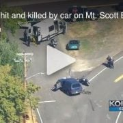 Fatal bicycle collision at SE 112th and Mt. Scott – UPDATED