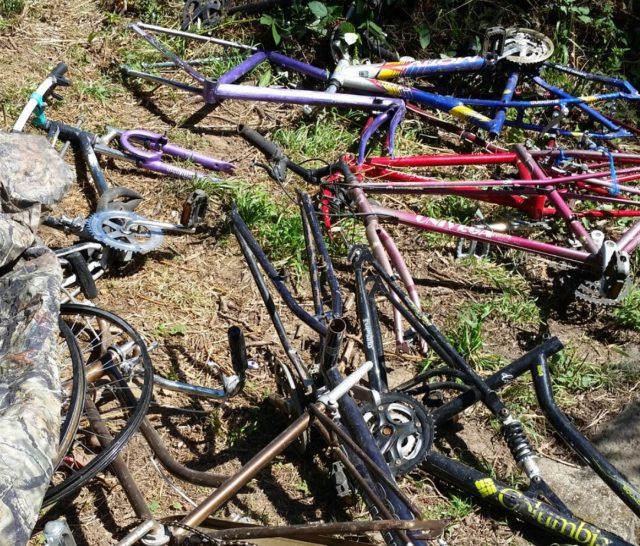 bttf-bikeframepile