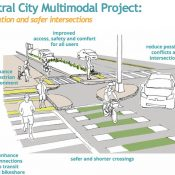 Here's the latest on the Central City Multimodal Project
