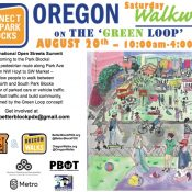Old idea of a human-centric, carfree downtown will be brought to life Saturday