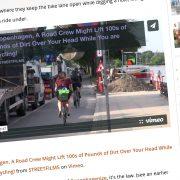 The Monday Roundup: Rio, speedy e-bikes, subway fashion, and more