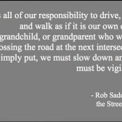 """The Street Trust (formerly the BTA) is planning a rally tomorrow to """"End unsafe streets"""""""
